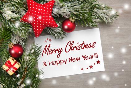 Christmas & New Year 19/20 Shutdown