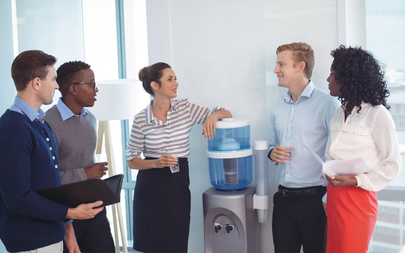Watercooler Banter - Integrated HR