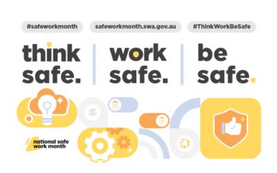 National Work Safe Month – October 2021